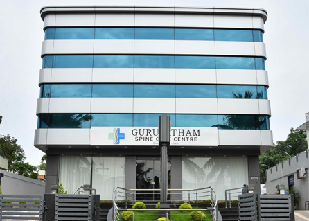 Best Spine speciality hospital in Tamil Nadu - Gurupatham Spine care centre- Disc prolapse Treatment in India