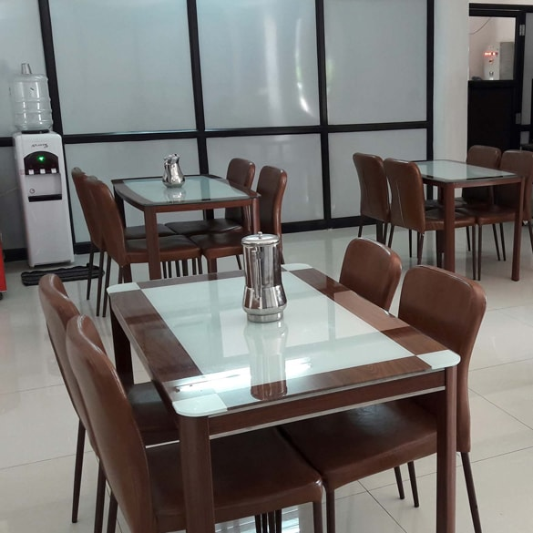 Gurupatham Spine care centre -Food court, canteen