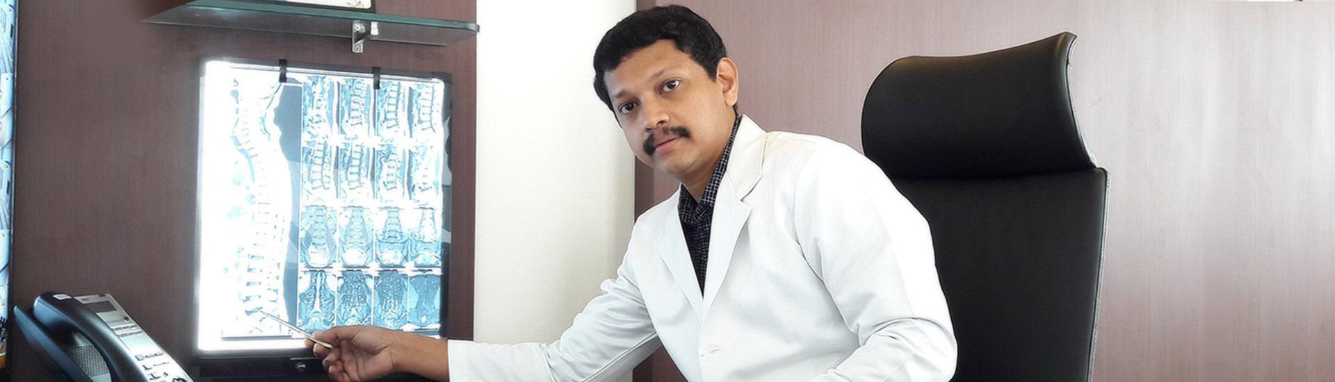 Best Spine care centre in India, Spine Specialist Dr Robin Guru Singh