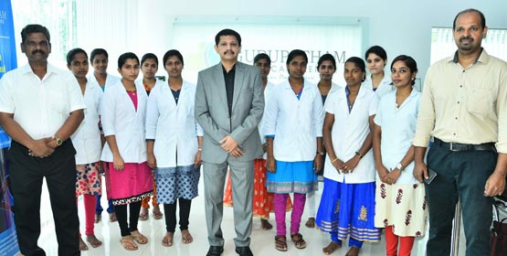 Gurupatham Spine care centre - Our Team