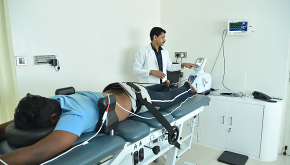 Non surgical spinal decompression treatment in Tamil Nadu, india