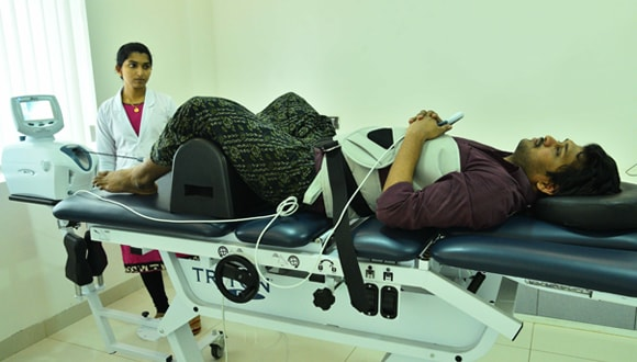 Best treatment for lower back pain in Tamil Nadu